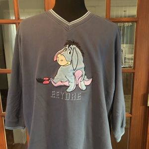 Disney Plus Eeyore Sweatshirt